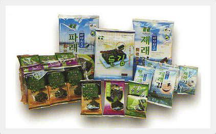 Supplier Seo Ri Maxy By Rinaya shin food co ltd seasoned laver roasted laver