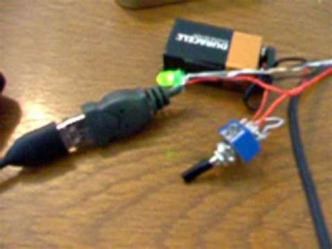 cara bikin alis gede cara membuat charger usb portable menggunakan battery 9v