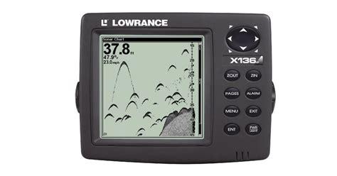 lowrance terminating resistor lowrance x136df networking