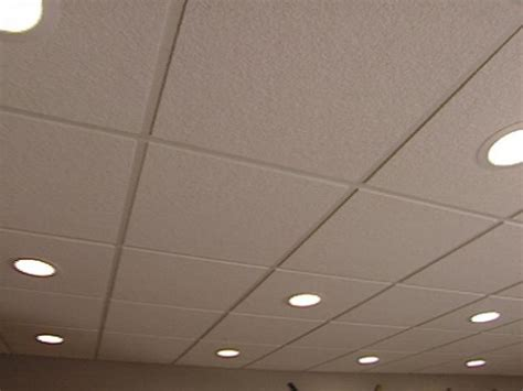 Lu Led Drop Ceiling how to install an acoustic drop ceiling how tos diy