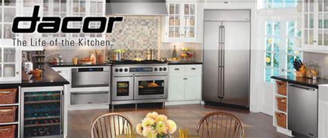 dacor kitchen appliances home appliance brands