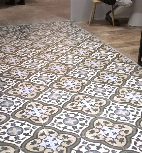 Moroccan Floor Tile by Moroccan Impressions Carthusian Floor Tiles