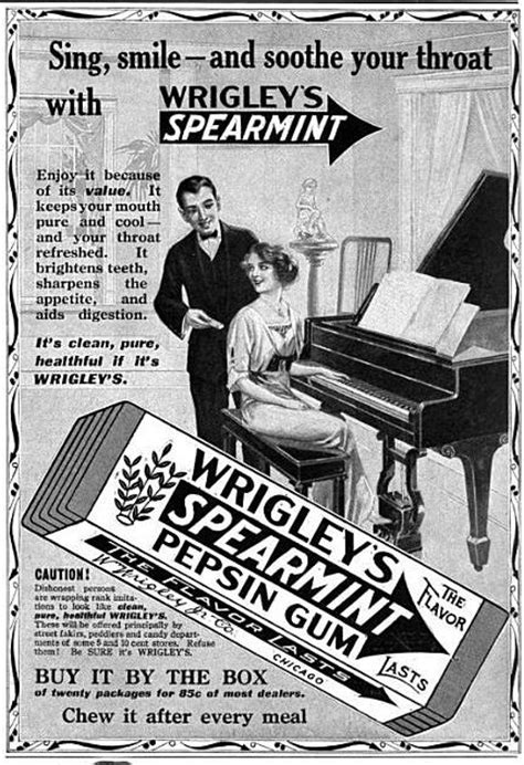 117 best images about wrigleys on