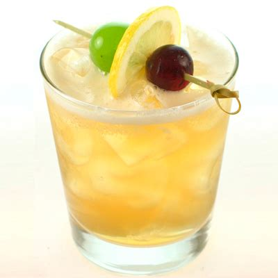 martini sour italian grape sour cocktail recipe