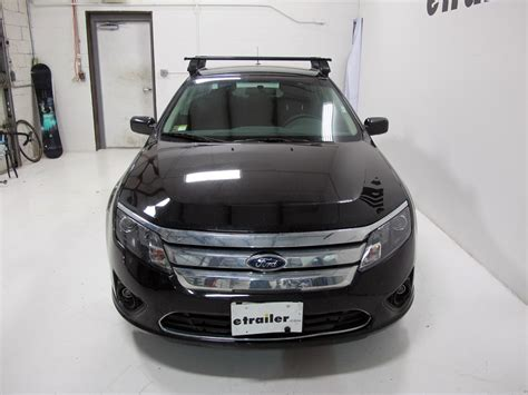 ford fusion roof rack thule roof rack for ford fusion 2011 etrailer