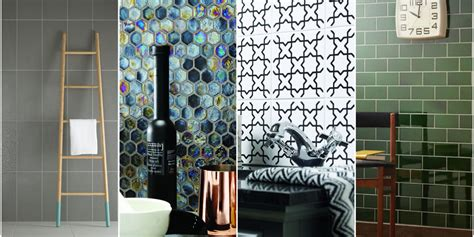 walls and trends 6 on trend ways to use tiles around the home