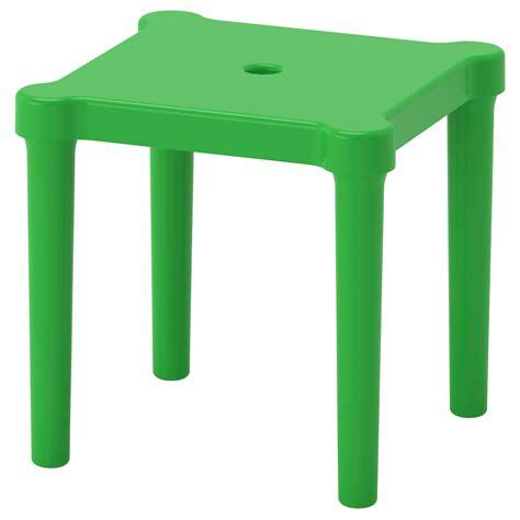 table 3 green utter children s table in outdoor white ikea
