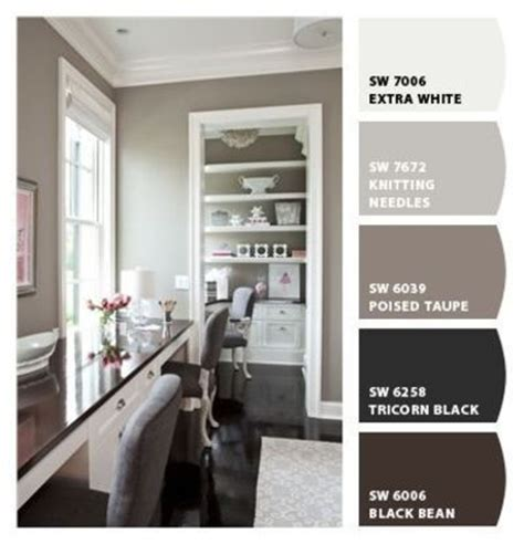 sherwin williams poised taupe color palette found the paint color poised taupe by sherwin williams