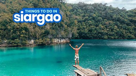 siargao itinerary      places  visit