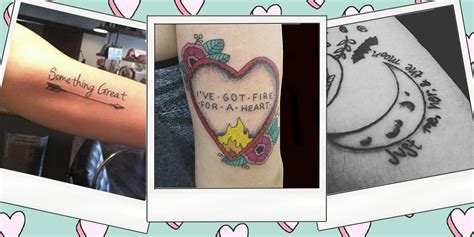 one direction inspired tattoos 17 tattoos inspired by one direction lyrics that are