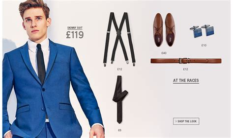 Complimentary Colors by Special Occasion Suits Burton Menswear