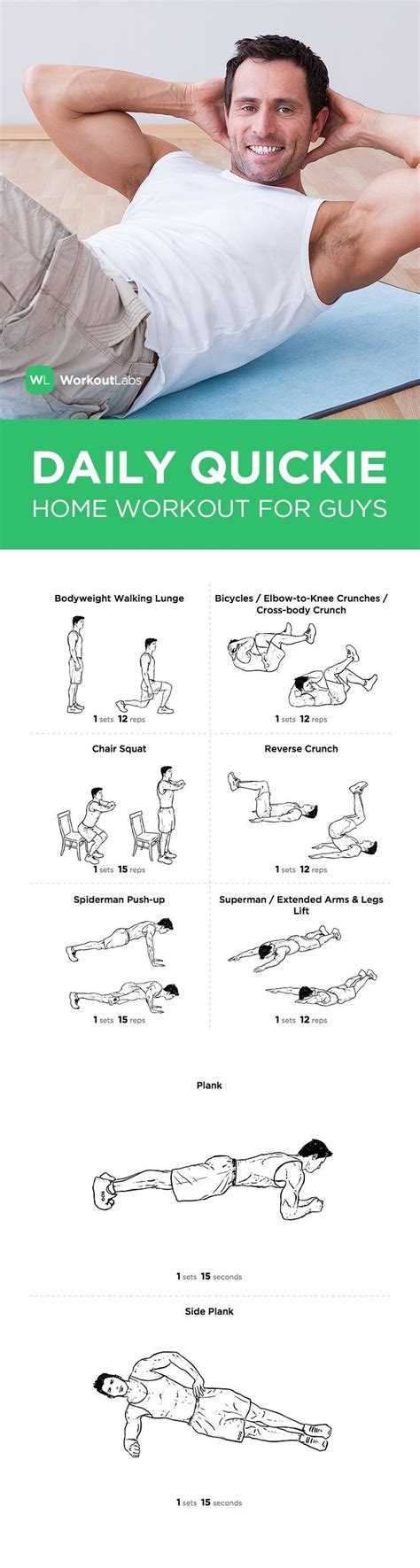 home workout plans men this mini workout plan for both men and women can help you