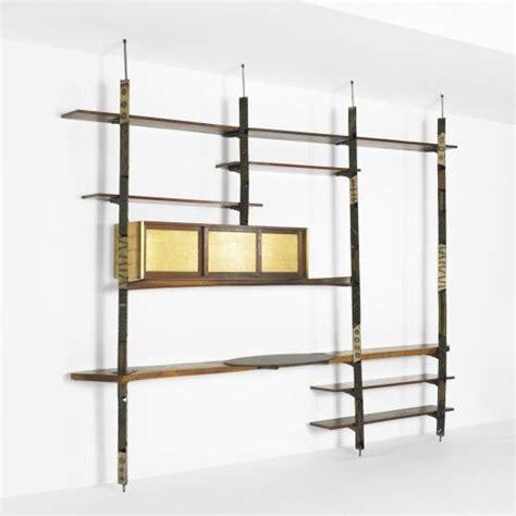 17 Best Images About Bookshelves Danish Modern On Gold Shelving Unit