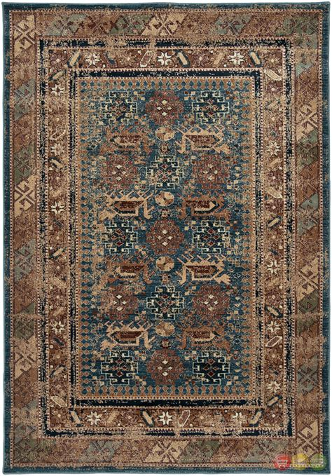 area rugs direct rizzy rugs blue southwest power loomed area rug bellevue bv3728