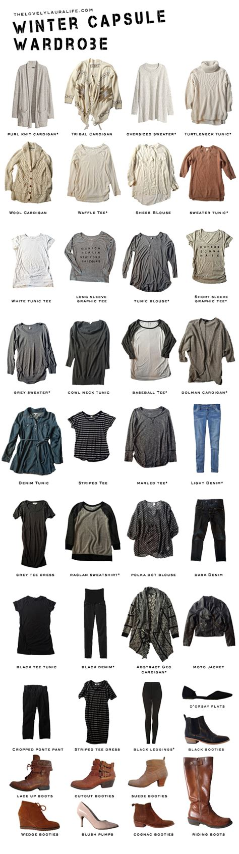 capsule wardrobes the lovely