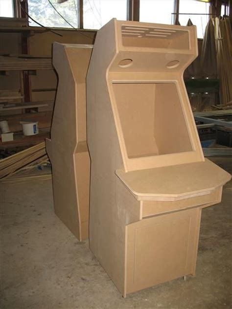 making an arcade cabinet all cnc machined arcade cabinet kit mame cabinet ideas