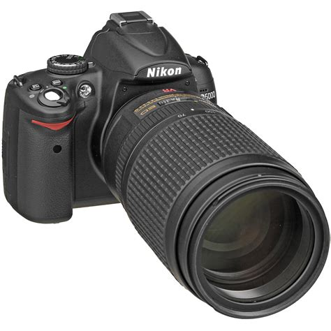 nikon dslr digital nikon d5000 digital slr with 70 300mm vr f 4 5 6g lens