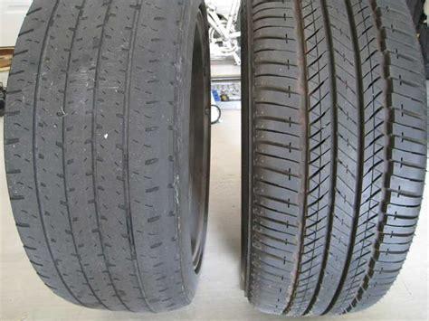 understanding tire tread wear patterns   automotiveward