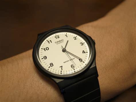 casio mq 24 腕時計 casioのもう一つの定番mq 24から アナログ時計の魅力を改めて考える