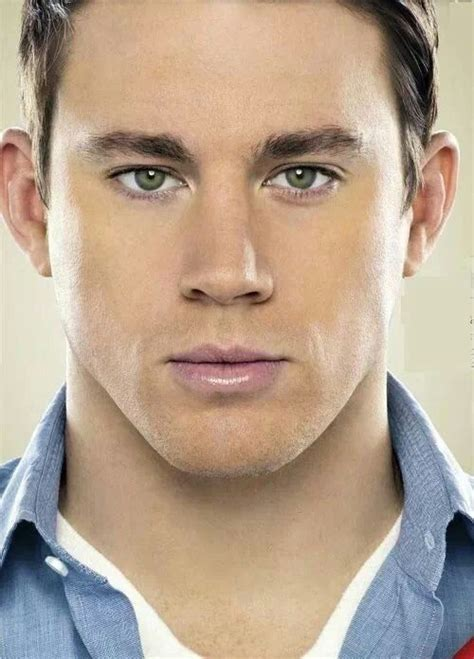 channing tatum eye color his green channing tatum