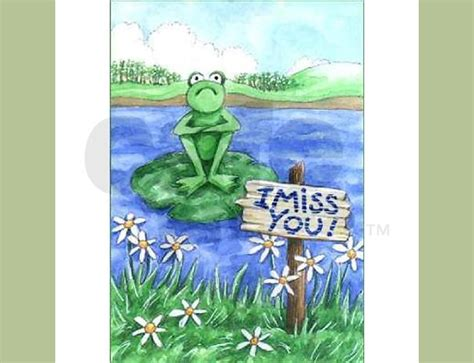 missing you card template missing you card sle of missing you card template