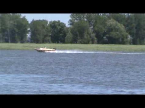 baja speed boat baja speedboat with 200 hp mercury outboard youtube