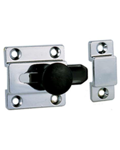 perko 1101dp0chr chrome plated zinc cupboard bolt perko