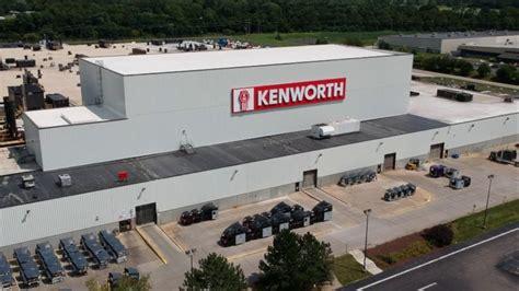 kenworth factory kenworth factory chillicothe ohio