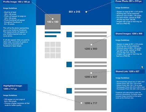 tamanho layout facebook para n 227 o errar mais padr 227 o de imagens das m 237 dias sociais
