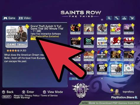 download format game psp how to download psp games from ps3 9 steps with pictures