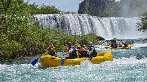 Croatia Rafting Zrmanja River   Raftrek Adventure Travel