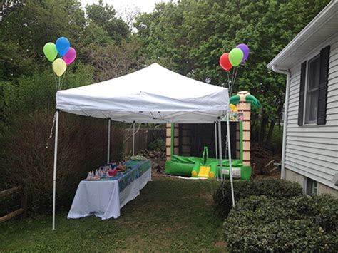 rent a tent for backyard party rent a backyard for a party sresellpro com