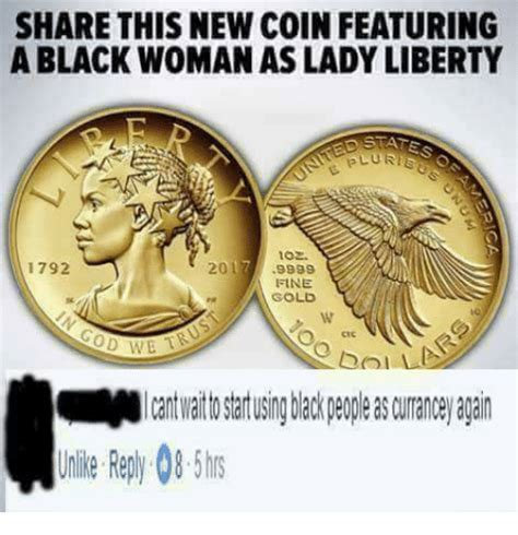 Meme Coins - share this new coin featuring a black woman as lady