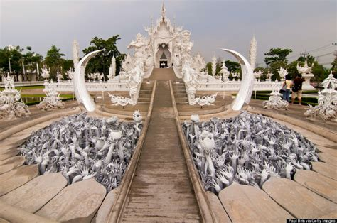 And White Temple Detox by 19 Places That Make Southeast Asia The Spot To