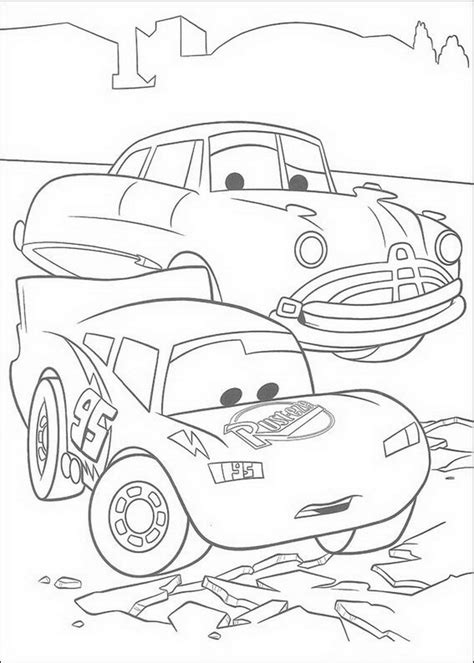coloring pages with cars cars coloring pages coloringpages1001