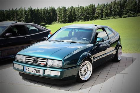 vw corrado beautiful car dreams my garage