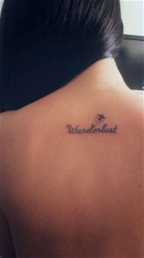 wanderlust tattoo ideas wanderlust smalltattoos traveltattoos