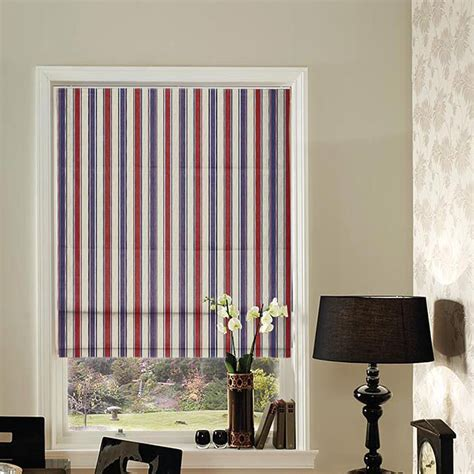 Nautical roman blinds for the home pinterest roman nautical roman blinds and window