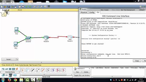 cisco packet tracer tutorial basic router configuration pdf static routing tutorial cisco packet tracer youtube