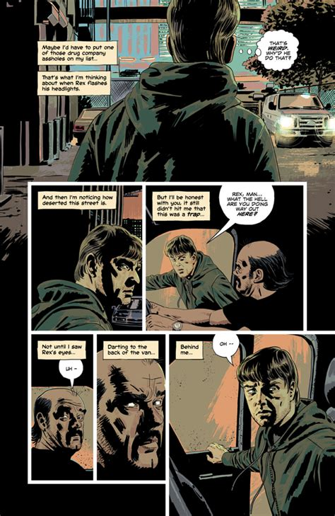 kill or be killed volume 2 page 45 comic graphic novel reviews august 2017 week