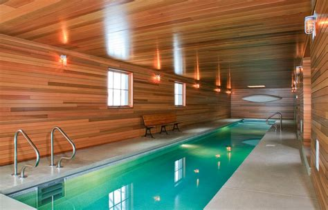 indoor lap pools the benefits of lap pools and their distinctive designs