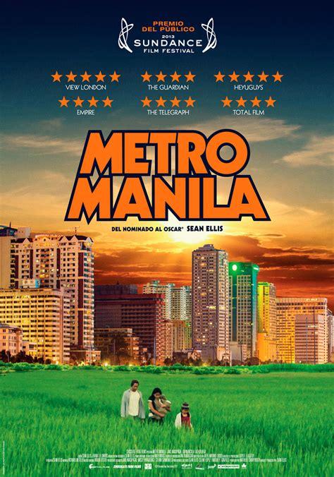Metro Manila 2013 Metro Manila Pel 237 Cula 2013 Sensacine Com