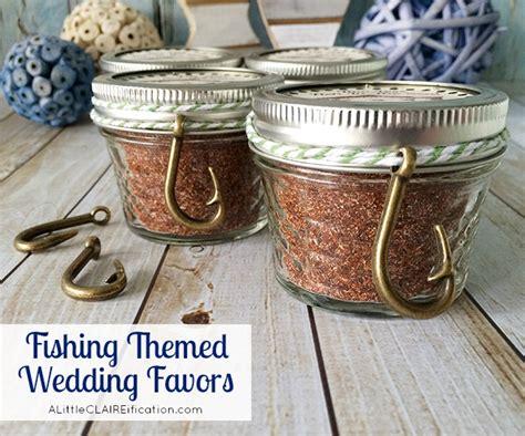 Themed Wedding Favors by Fishing Themed Wedding Wedding Ideas