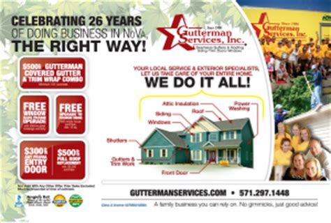 October 10 2012 Looking For Home Improvement Coupons Look No Further Northern Virginia Home Improvement Flyer Template