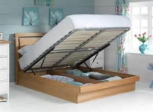 Ottoman Bed Frames Ottoman Bed Frame Oak Dreams