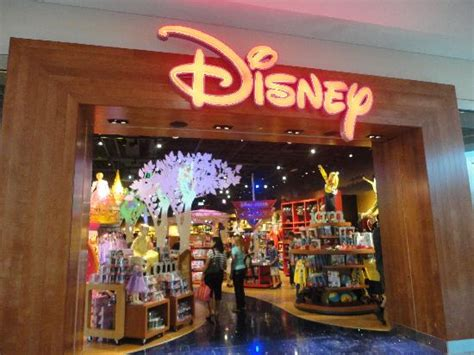 Disney Store City Floor - florida mall picture of the florida mall orlando