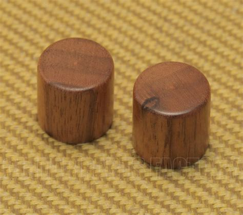 Wood Knobs by Guitar Parts Factory Wood Knobs
