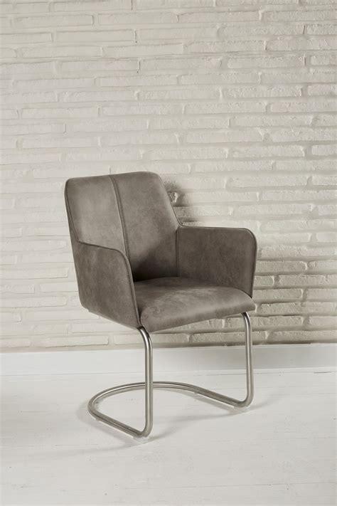stuhl mit metallbeinen stuhl orlando grau leder mit metallbeinen la casa di caesar