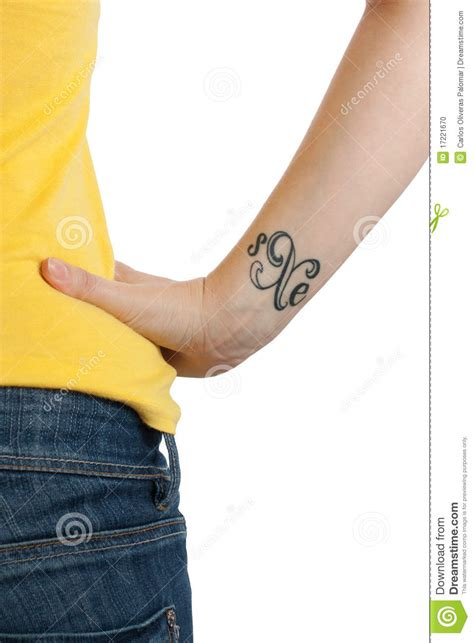 tattoo hand edge straight edge tattoo stock photo image of straight youth