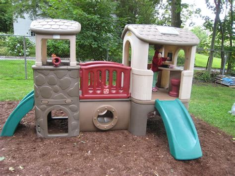 little tikes step 2 swing and slide step 2 backyard playsets outdoor furniture design and ideas